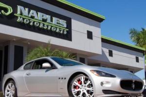 2012 Maserati Gran Turismo Sport