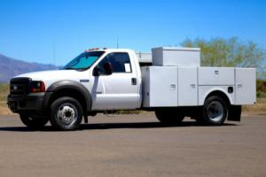 2005 Ford F-450 TommyGate Bed