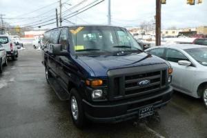 2011 Ford E-Series Van 4 Door Van; Extended; Passenger