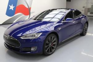 2015 Tesla Model S P90D AWD AUTOPILOT LUDICROUS SPD NAV Photo