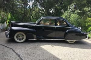 1948 Lincoln 876H Coupe