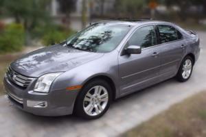 2007 Ford Fusion V6
