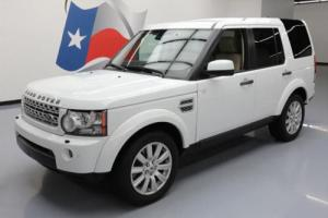 2013 Land Rover LR4 HSE 4X4 7-PASS DUAL SUNROOF NAV