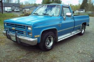 1985 Chevrolet Silverado 1500