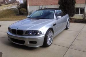 2002 BMW M3 Convetible