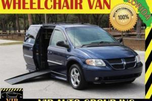 2002 Dodge Grand Caravan ES Handicap IMS Wheelchair  Power Lift
