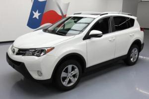 2014 Toyota RAV4 XLE SUNROOF LEATHER NAVIGATION