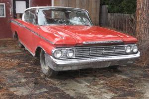 1960 Mercury Monarch 76  | eBay Photo