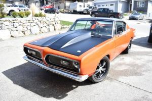 1969 Plymouth Barracuda Base   eBay Photo