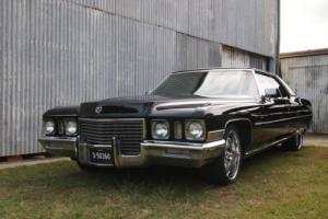 1972 Cadillac De Ville