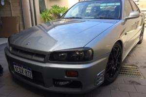 1998 Nissan Skyline R34