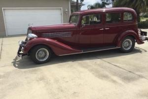 1934 Buick 67 4 dr