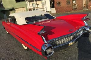 1959 Cadillac Series 62 Series 62