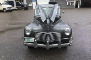 1940 Chrysler Windsor Deluxe