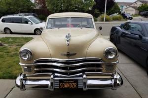 1950 Chrysler Newport