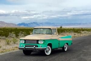 1958 Dodge Power Wagon Hand built by dodge