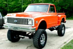 "1971 Chevrolet C-10 C-10 FRAME OFF 4X4 9"" LIFT K1500 CHEVY TRUCK K"