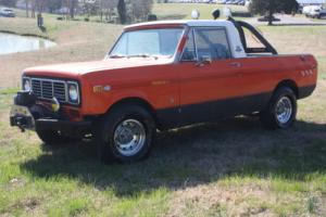 1976 International Harvester Scout Photo