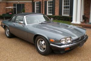 1986 Jaguar XJS targa xj xjs sc xke e type Photo