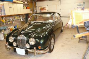 1962 Jaguar MK2 Photo
