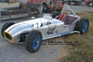 1960 Lotus Super Seven