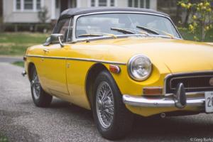 1972 MG MGB Photo
