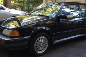 1988 Mazda 323 GTX Photo