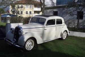 1953 Mercedes-Benz 170S