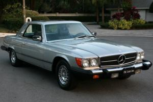 1979 Mercedes-Benz Other SLC COUPE - RARE MODEL - MOONROOF Photo