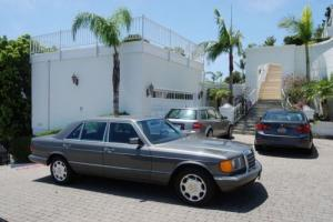 1985 Mercedes-Benz 500-Series Photo