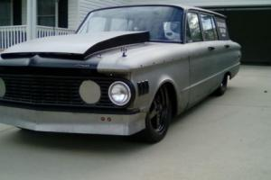 1961 Mercury Comet Station Wagon