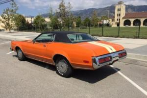1973 Mercury Montego --