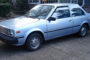 1983 Nissan Sentra