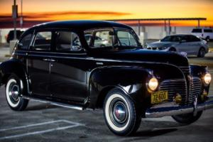 1941 Plymouth special deluxe p12 Photo