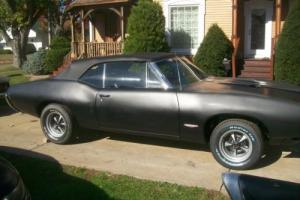 1968 Pontiac GTO Photo