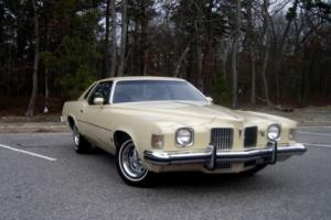 1973 Pontiac Grand Prix MODEL J Photo