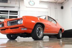 1968 Pontiac GTO -- Photo
