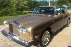 1976 Rolls-Royce Silver Shadow Silver Shadow