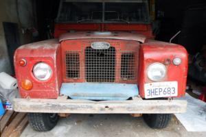 1969 Land Rover Land Rover Series 2a Photo
