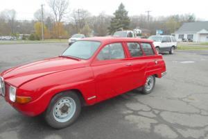 1971 Saab Other 95 Wagon