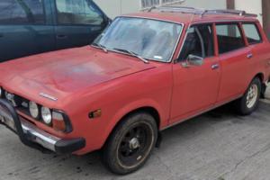 1977 Subaru Other DL