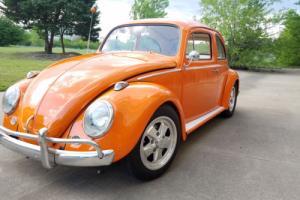 1962 Volkswagen Beetle - Classic