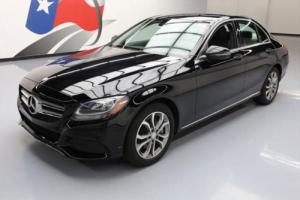2016 Mercedes-Benz C-Class C300 SPORT SEDAN P1 TURBO NAV