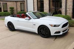 2016 Ford Mustang GT Premium Convertible Photo