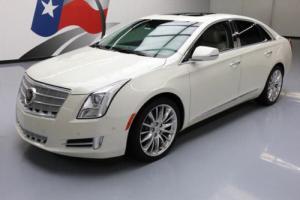 2015 Cadillac XTS PLATINUM PANO SUNROOF NAV HUD