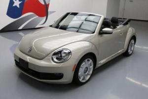 2013 Volkswagen Beetle-New BEETLE CONVERTIBLE HTD SEATS NAV