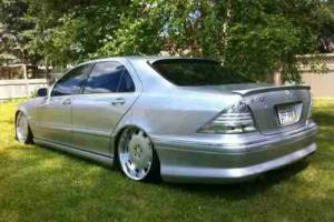 2000 Mercedes-Benz 500-Series