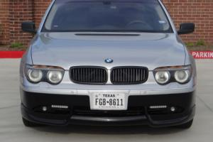 2003 BMW 7-Series 750 LI Photo