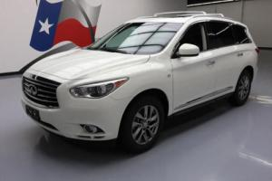 2014 Infiniti QX60 PREM SUNROOF REAR CAM HTD SEATS