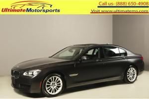 2015 BMW 7-Series 2015 750Li xDrive M SPORT AWD NAV HUD WARRANTY